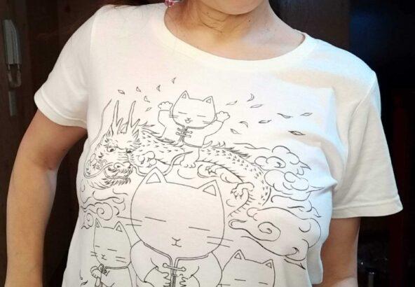 立禅部Tシャツ